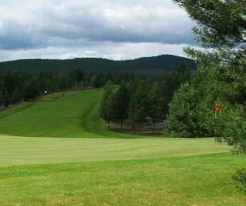 golfbana i Sälen golfbana i stöten