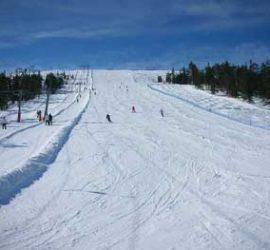 skidåkning i Stöten Ski in - Ski Out